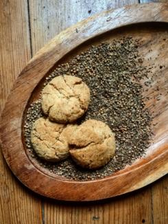 sablés aux graines aromatiques